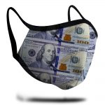 money maker FACE MASK